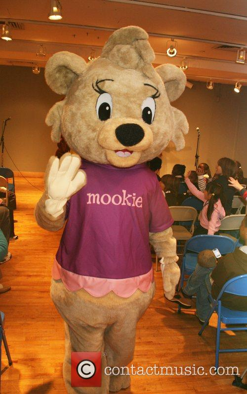 Mookie 'Winning Kids Incorporated' reading at The Children's...