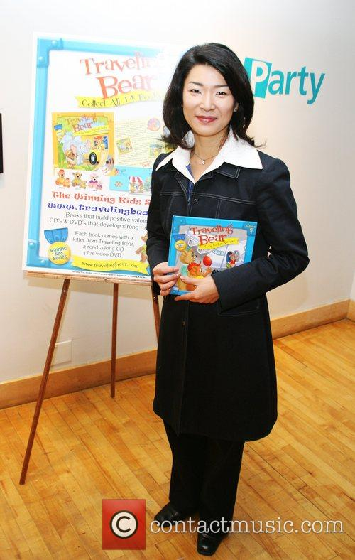 Vivian Lee 'Winning Kids Incorporated' reading at The...