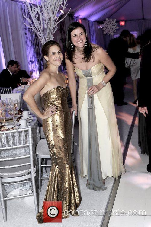 Alexandra Lebanthal and Lydia Fenet The New York...