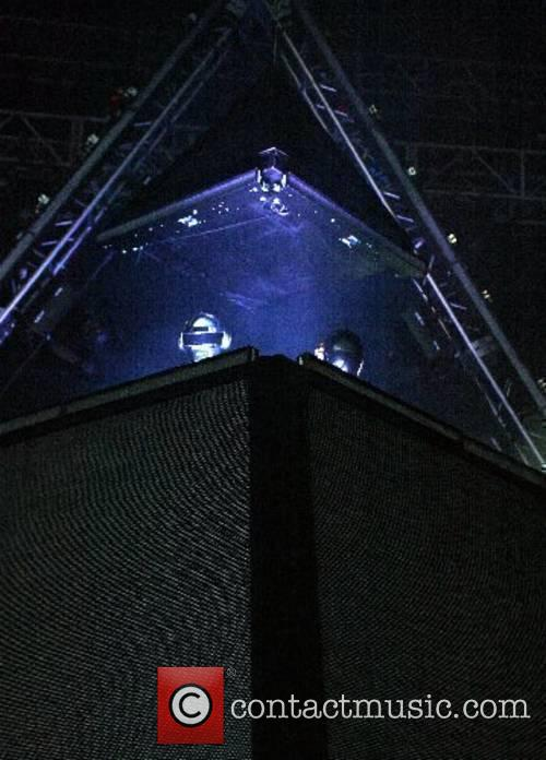 Daft Punk Live