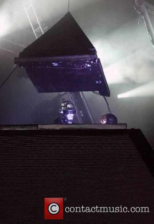 Daft Punk, O2 Wireless Music Festival