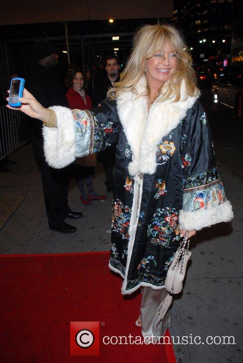 Goldie Hawn and Goldie 5