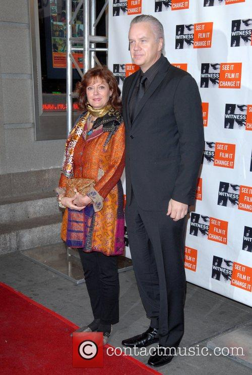 Susan Sarandan, Tim Robbins  Focus for Change...