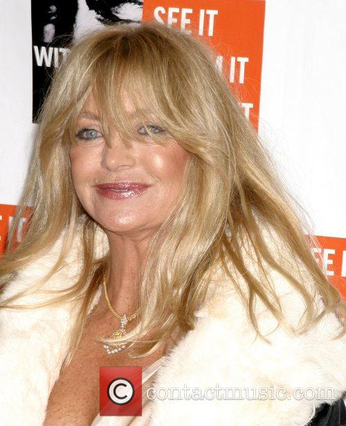 Goldie Hawn and Goldie 8