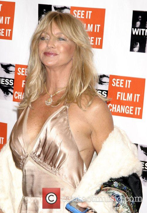 Goldie Hawn and Goldie 9