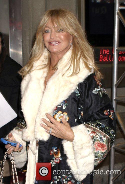 Goldie Hawn and Goldie 10