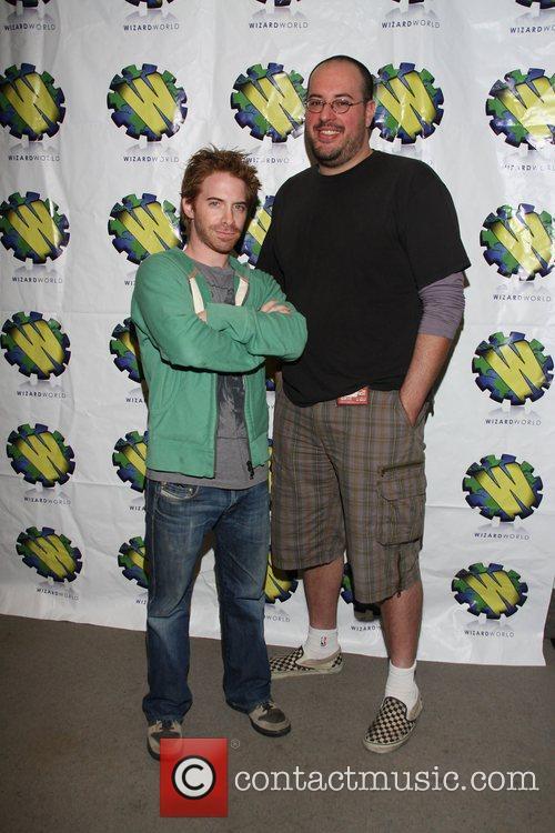 Seth Green and Hugh Sterbakov 3