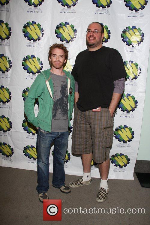 Seth Green and Hugh Sterbakov 2