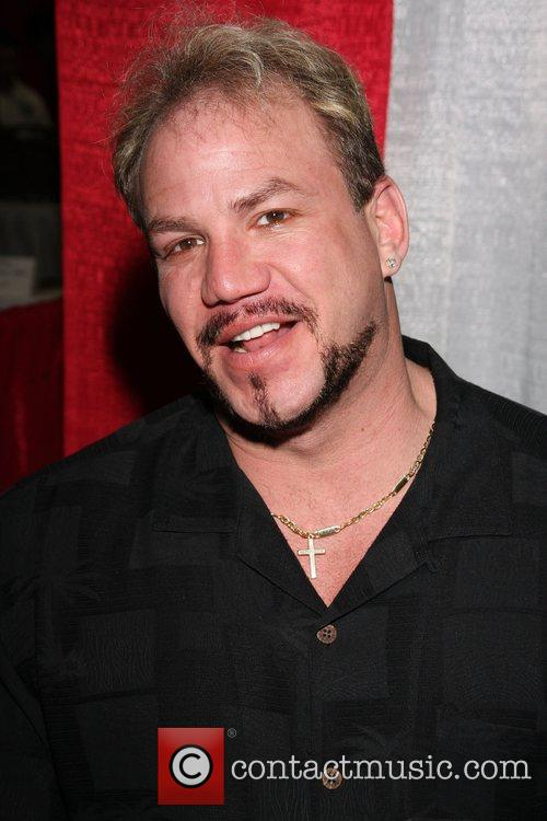 Tommy Morrison - Wizard World at the Los Angeles ...