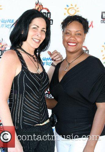 Dawne Marrie and Latashia DeVeaux Women at Risk...