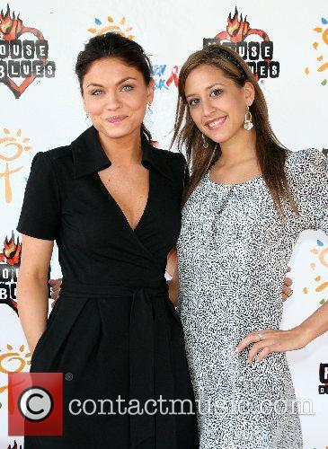 Jodi Lyn O'keefe and Kristin Valdez Women at...