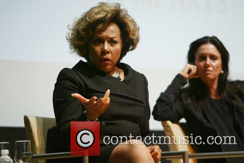 Diahann Carroll and Julie Taymor 4