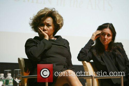 Diahann Carroll and Julie Taymor 2