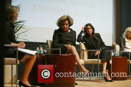 Diahann Carroll and Julie Taymor 10