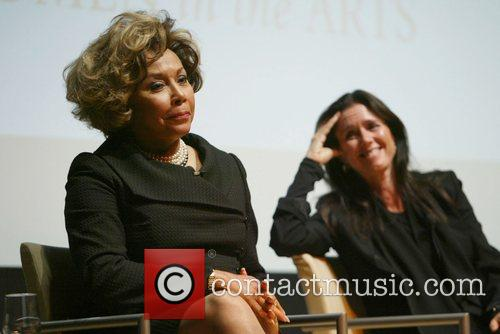 Diahann Carroll and Julie Taymor 9