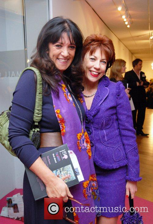 Gail Rebuck and Kathy Lette First Direct 50...