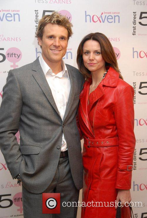 James Bracknell and Beverley Turner First Direct 50...