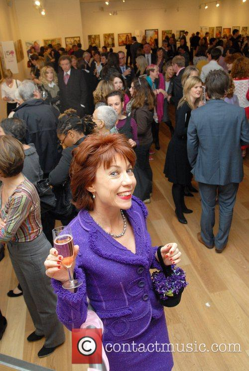 First Direct 50 Women of Substance Exhibition at...