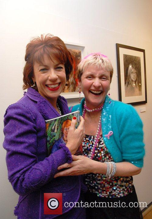 Kathy Lette and Tess Barnes First Direct 50...