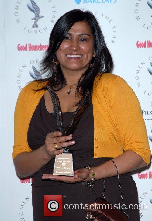 Jasvinder Sanghera winner of The Window to the...