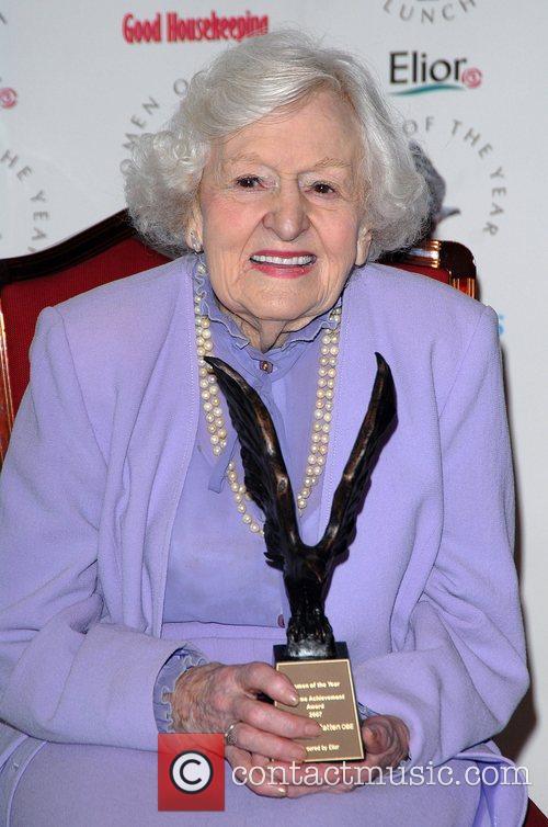 Marguerite Patten winner of the Lifetime Achievement Award...