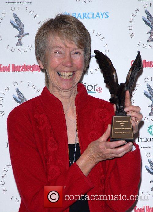 Sister Frances Dominica winner of Woman of the...