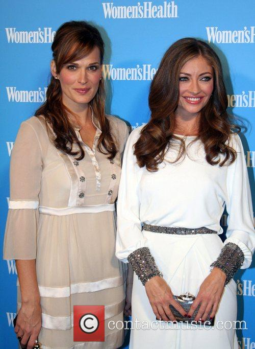 Molly Sims and Rebecca Gayheart 2