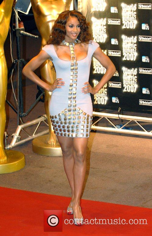 At the 'World Music Awards 2007' -- Arrivals