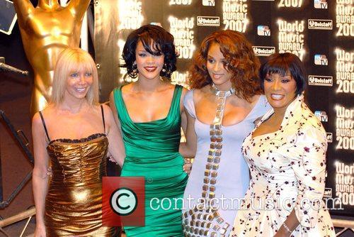 Melissa Corken, Ciara, Patti Labelle and Rihanna 2