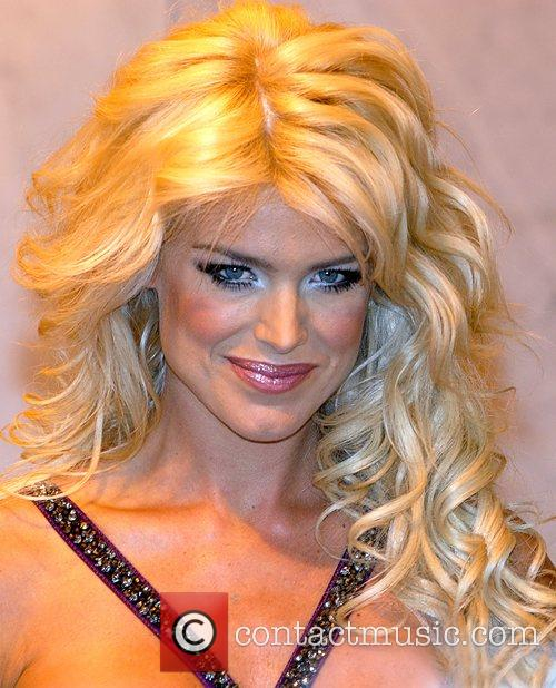 Victoria Silvstedt 'World Music Awards 2007' - Arrivals...