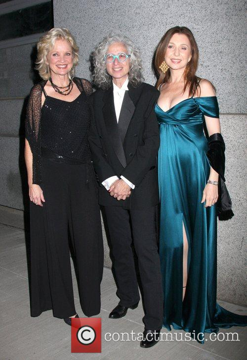 Christine Ebersole, Dr. Jane Aronson and Donna Murphy 6