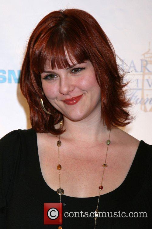 Sara Rue 6th Annual World Poker Tour Celebrity...