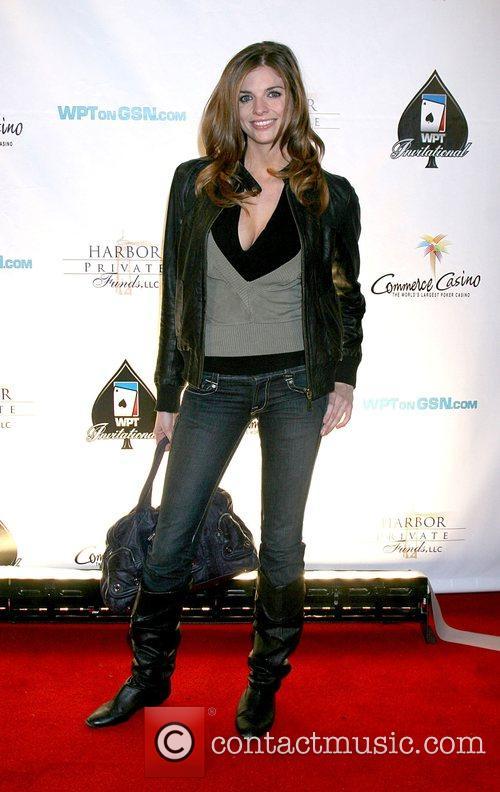 Trishelle Cannatella 6th Annual World Poker Tour Celebrity...