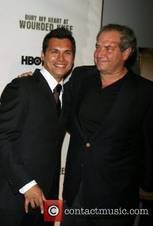 Adam Beach, Dick Wolf World Premiere of HBO's...