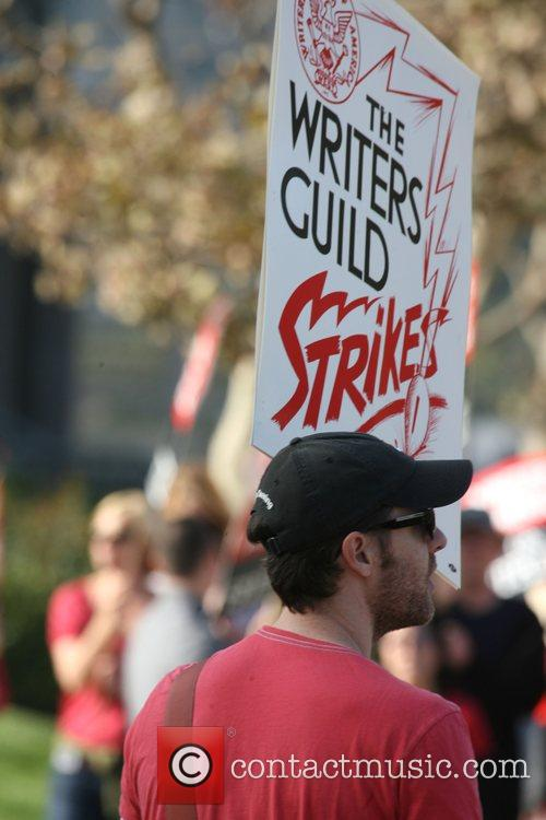 Writers Guild of America on strike! Film and...