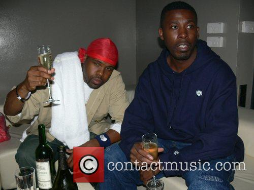 GZA, Wu-Tang Clan, 40seconds Club