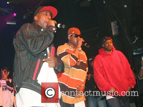Raekwon, Rza and Ghostface Of Wu-tang Clan 6