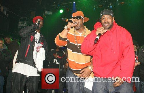 Raekwon, Rza and Ghostface Of Wu-tang Clan 1