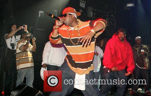 Raekwon and Ghostface Of Wu-tang Clan 5