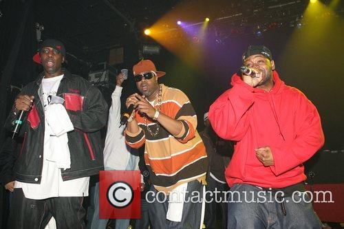 Raekwon, Rza and Ghostface Of Wu-tang Clan 2