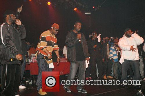 Wu Tang Clan Andre Johnson