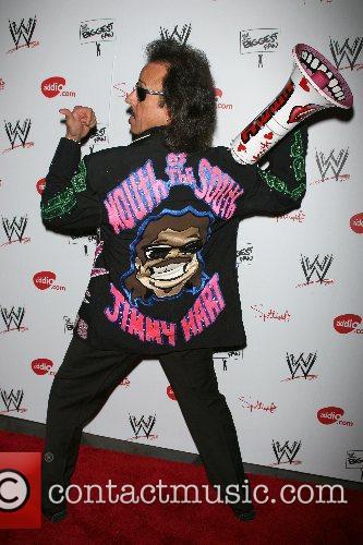 Jimmy Hart WWE Superstars name the WWE's Biggest...