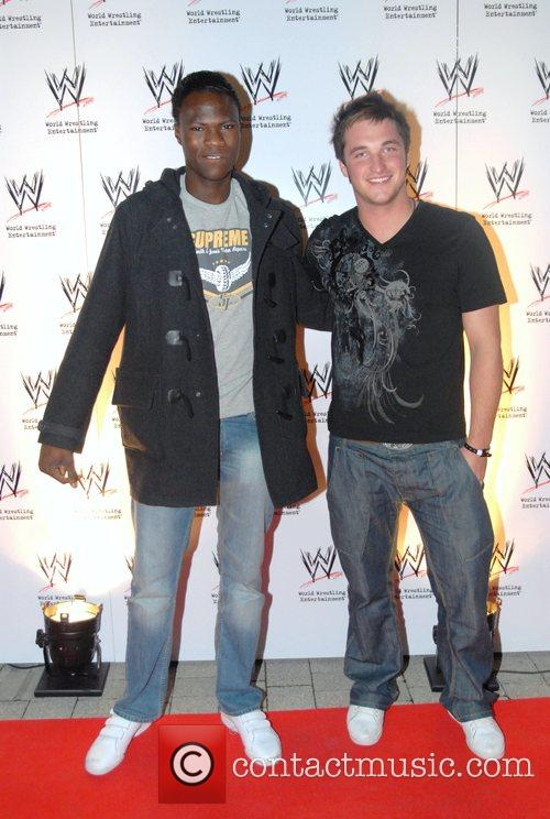 Brian Belo and Liam McGough WWE presents the...
