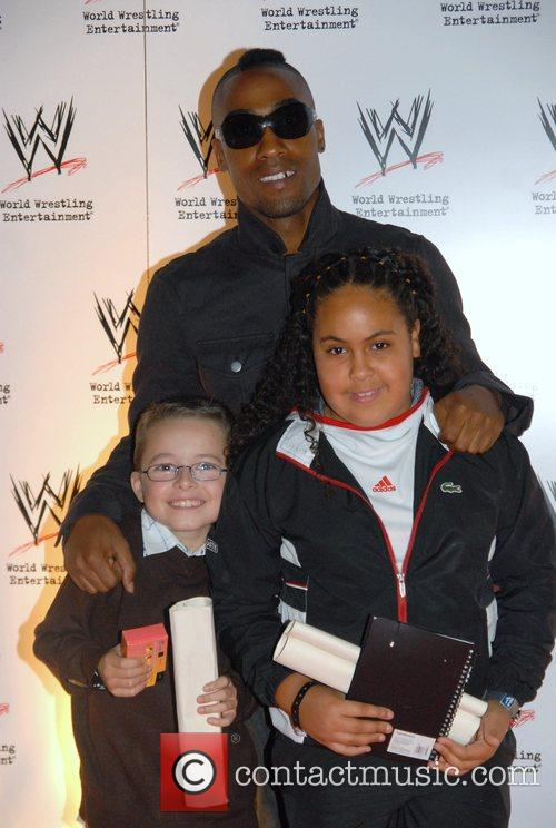 Simon Webbe and guests WWE presents the RAW...