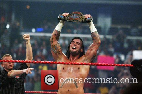 CM Punk WWE presents Cyber Sunday, a live...