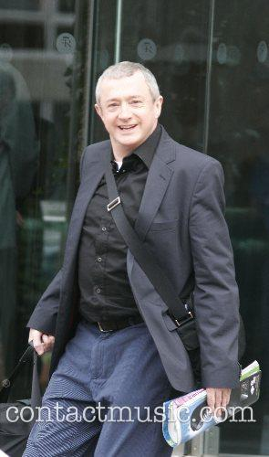 Louis Walsh X Factor judges and producers meet...