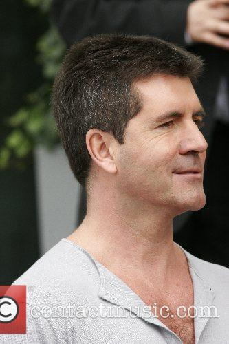 Simon Cowell X Factor judges and producers meet...
