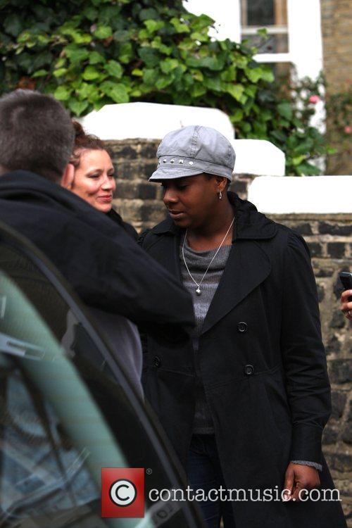 BeverleyTrotman  the X Factor finalist leaves the...