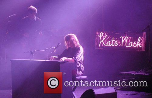 Kate Nash XFM Winter Wonderland at the Carling...