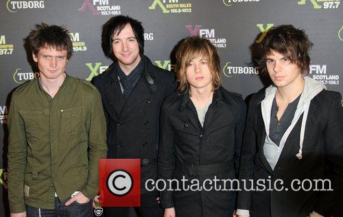 Xfm New Music Awards at Koko - Arrivals